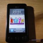 El LG Cookie KP570, un telefono muy funcional