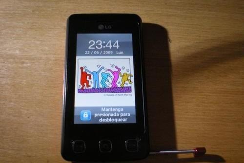 El LG Cookie KP570 , un telefono muy funcional