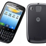 Motorola Spice Key, el smartphone más económico