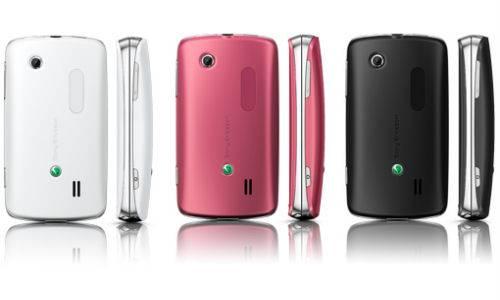 Sony Ericsson Txt Pro, un teléfono de alto rendimiento