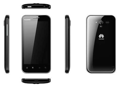 Sale al mercado el Huawei Honor U8860
