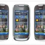 El Nokia C7, ideal para conectarte a las redes sociales