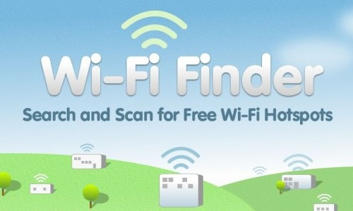 Wi-Fi Finder, para detectar redes wifi en Android