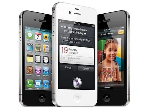 Samsung quiere bloquear el iPhone 4S