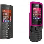 Características de los Nokia X2-05 y C2-05