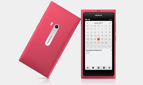 El nuevo Nokia N9 sorprende a todos.
