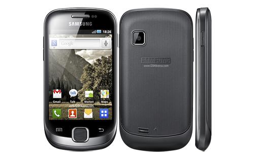 Samsung Galaxy Fit: económico y completo