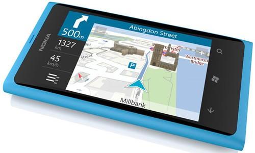 Llegan los Nokia Lumia 800 y 710 a Latinoamérica