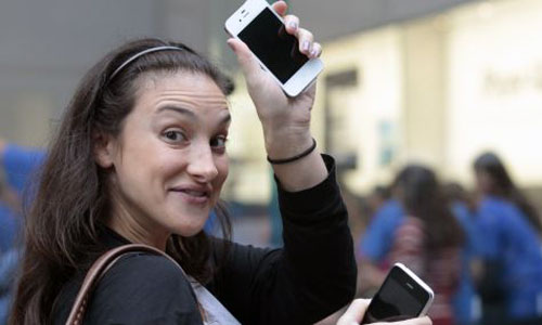Los usuarios Apple y HTC son los más satisfechos