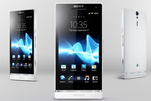 Sony Xperia S, el primer smartphone sin Ericsson