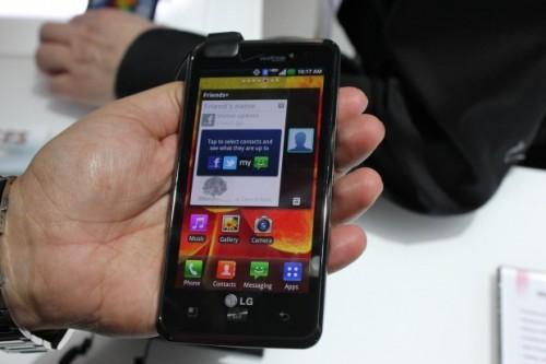 Se conoció precio estimado del nuevo LG Spectrum