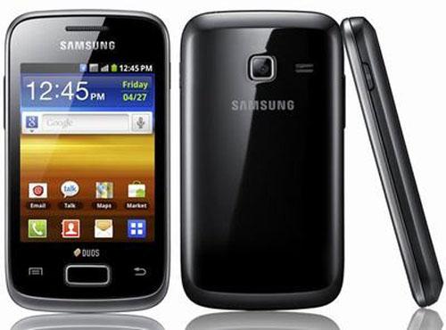 Vodafone Samsung Galaxy Y prepago por 99 euros