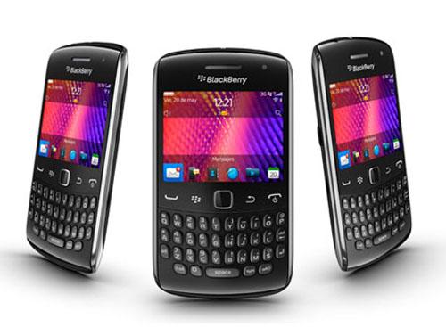 BlackBerry Curve 9360 en España