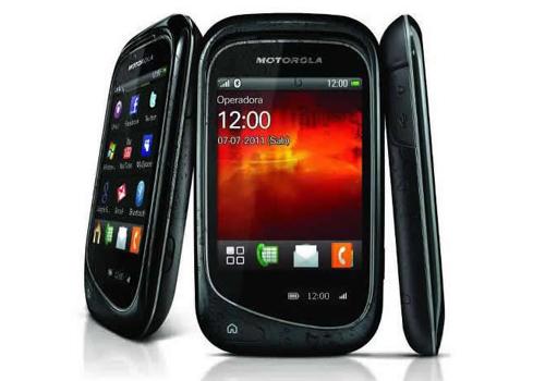 Claro también ofrece el Motorola Screen Mini PTT
