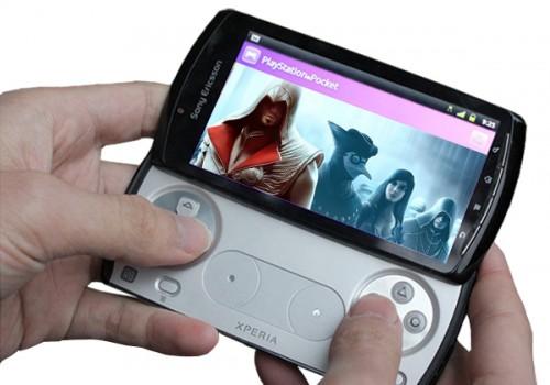 Llega a México el Sony Ericsson Xperia Play