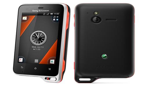 El Sony Ericsson Xperia Active es ideal para tus entrenamientos deportivos