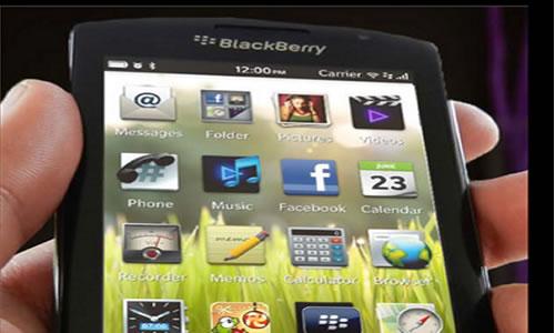 El nuevo sistema operativo blackberry 10 estará disponible en algunos meses