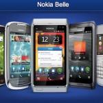 Febrero es el mes de Nokia Belle