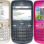 Nokia C3-00 es el celular m