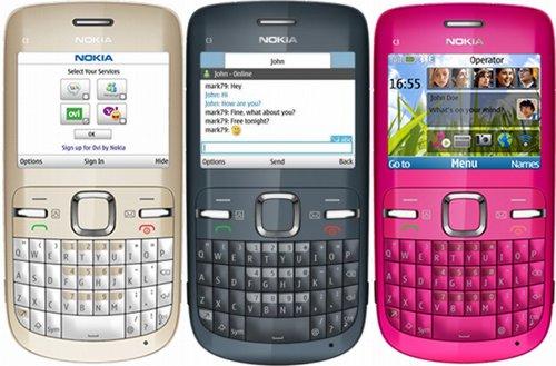 Nokia C3-00 es el celular más vendido en Argentina