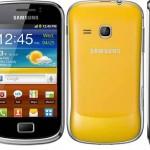 Samsung Galaxy Mini 2, poderoso el chiquito