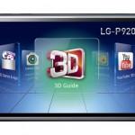 LG en 3D Optimus P920