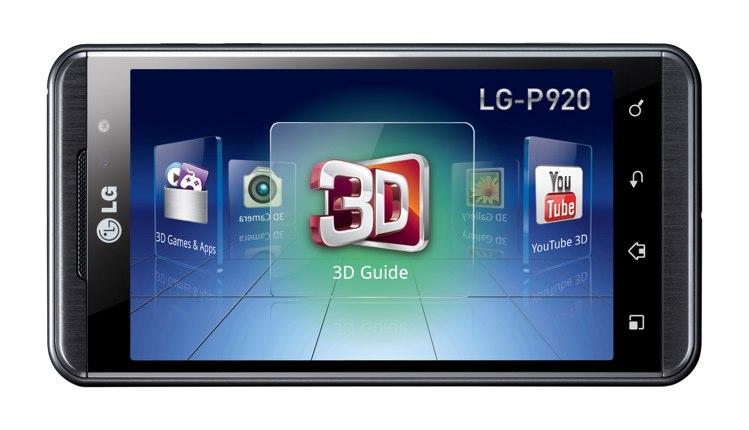 3D Optimus LG