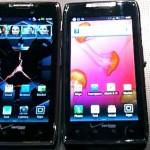 Motorola RAZR MAXX: La bater
