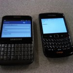 Samsung a la altura de Blackberry