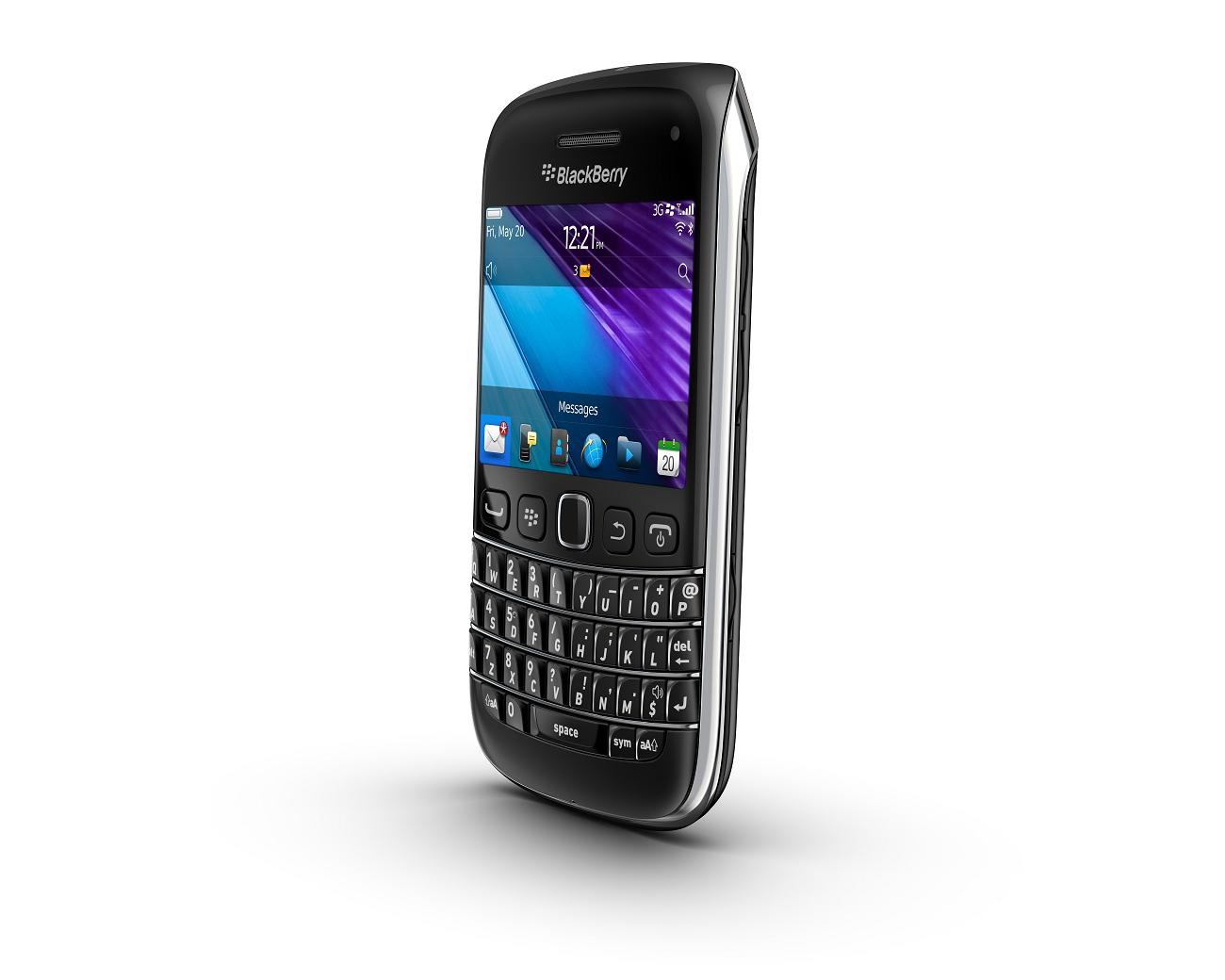 Bold 9790, el Blackberry más delgado