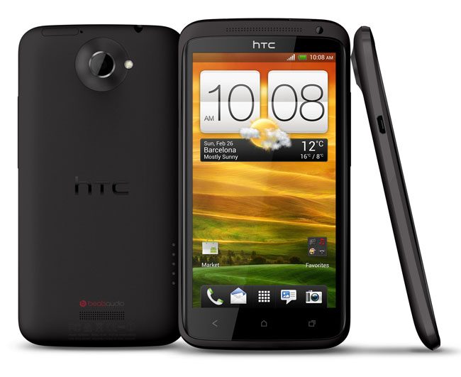 HTC One X en latinoamérica