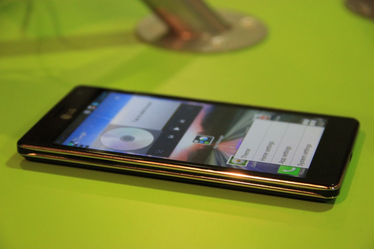 LG Optimus 4X P880 últimas novedades