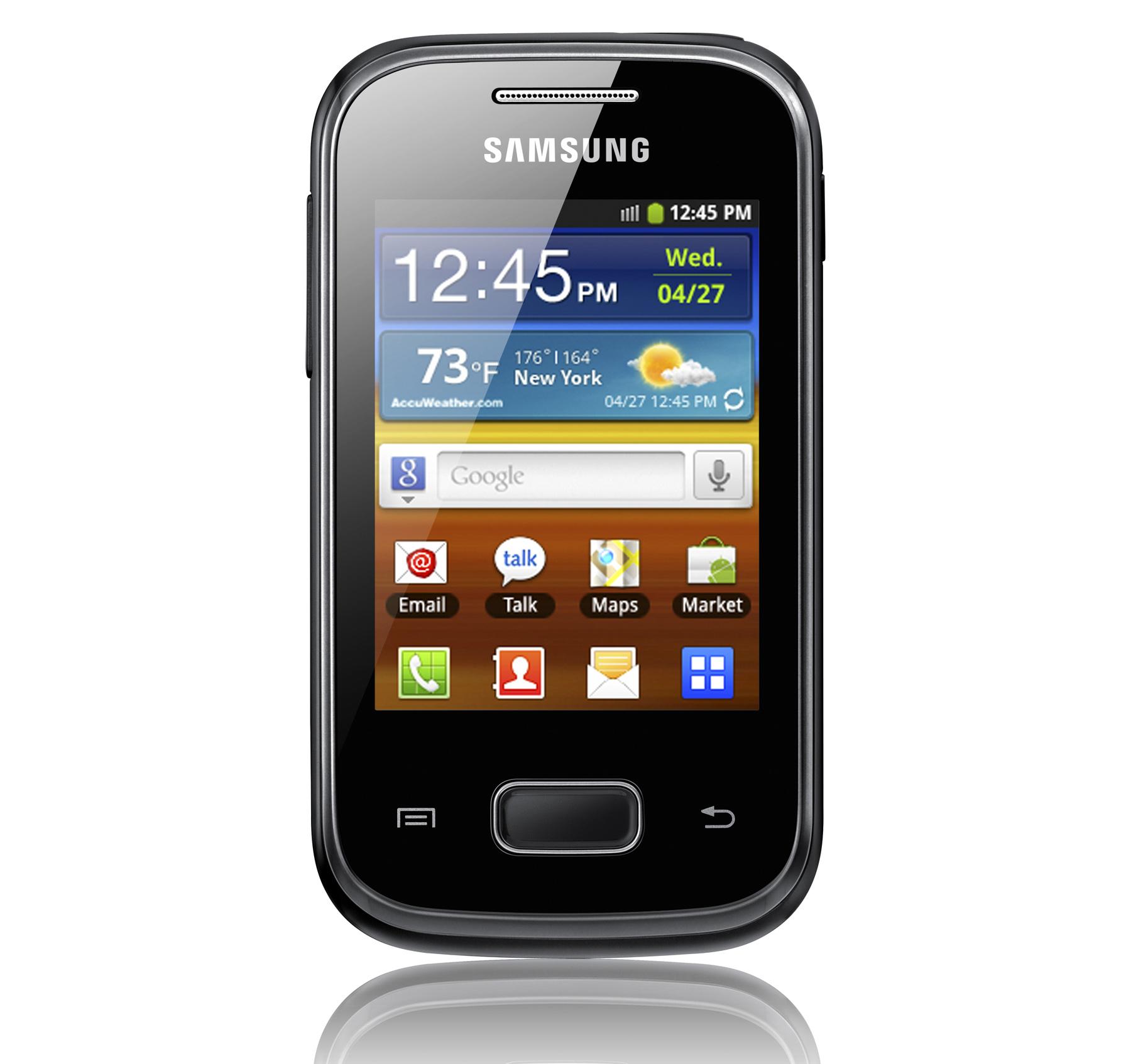El pequeño Samsung Galaxy Pocket