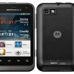 Un vistazo al Motorola Defy Mini XT320